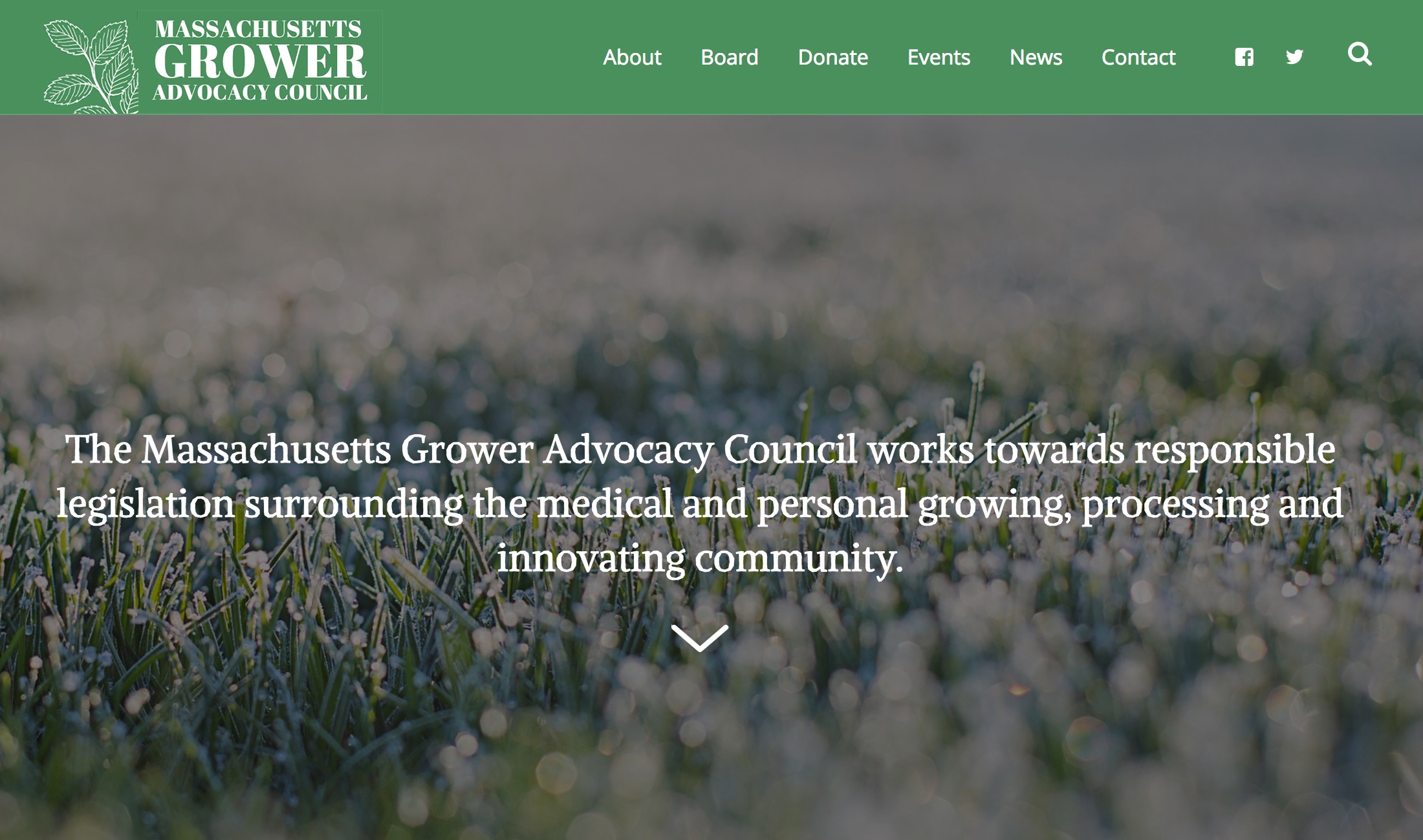 Massachusetts Growers Advocacy Council
